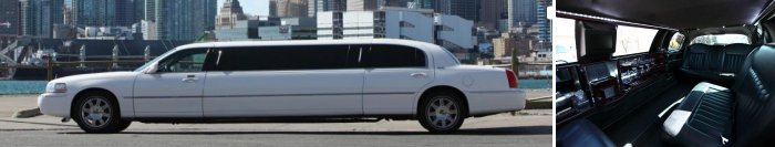 Lincoln Executive 8 Passenger Stretch Limo
