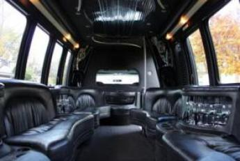 East Coast Limo Party Bus